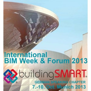 International buildingSMART BIM Week & Forum 2013